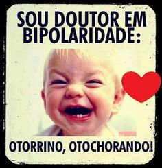 Dr. Em bipolaridade.