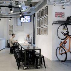 Rapha Cycle Club  by Brinkworth