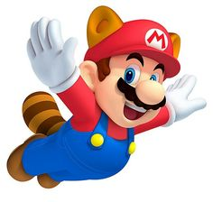 Raccoon Mario - Characters  Art - New Super Mario Bros 2.jpg