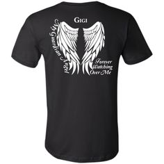 Gigi Guardian Angel Bella + Canvas Unisex T-Shirt