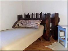 Felújított ágy