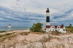 Big Sauble Lighthouse II  Shane Wyatt