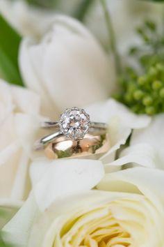 Those rings whitney scott classy macon ga wedding coordinated