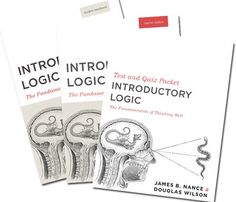Introductory Logic Complete Program - Nance & Wilson.