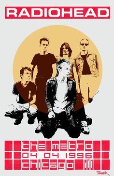 Radiohead - bigtoe142@hotmail.com