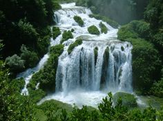 Cascata delle Marmore, Itália