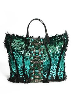 {VALENTINO Sequin Bag}