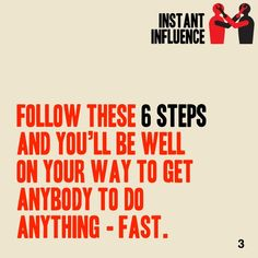 Instant Influence in 60 seconds. Want the version? Get a free Readitfor.me account.