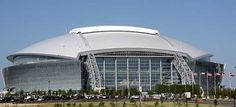 Cowboys Stadium... My Disney land