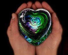 PUGCO - Rainbow Bridge Heart, $160.00 (http://pugco.net/rainbow-bridge-heart/)