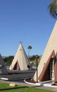 Wigwam Village 7 Motel | Travel | Vacation Ideas | Road Trip | Places to Visit | Rialto | CA | Photo Op | Roadside Attraction | Unique Stay | Motel