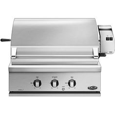 """DCS 30"""" Stainless Steel Natural Gas Grill With Rotisserie DCS http://www.amazon.com/dp/B00U0V8BP0/ref=cm_sw_r_pi_dp_9YMYwb1NBHHJ1"""
