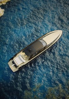 the OTAM 85 GTS is a futuristic, personalized, flexible concept, featuring the power and performance to match its supercar design inspiration. Yacht Design, Boat Design, Best Yachts, Luxury Yachts, Yacht Builders, Boat Fashion, Vintage Boats, Yacht Boat, Best Luxury Cars