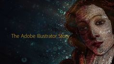 Short Doc: The Adobe Illustrator Story When Adobe. - Short Doc: The Adobe Illustrator Story When Adobe Illustrator first shipped in it was the first software application for a young company that had, until then, focused solely on Adobe PostScript. Adobe Illustrator Tutorials, Story Video, Portrait Illustration, Icon Illustrations, Graphic Design Inspiration, Fashion Inspiration, Graphic Design Illustration, Vector Graphics, Motion Graphics