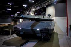 Polish tank PL-O1 Concept