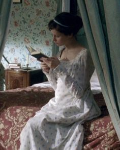 Gifts for Lovers of Books, Tea and Jane Austen by Pembertea North And South, Jane Austen Novels, Into The Fire, Felicity Jones, Regency Era, Woman Reading, Jane Eyre, Movie Costumes, Pride And Prejudice