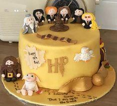 Harry Potter Cake Figures
