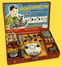 The Original Advertisement - Gilbert U-238 Atomic Energy Laboratory - Wikipedia, the free encyclopedia