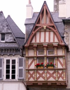Quimper, Brittany, France