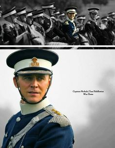 Tom Hiddleston in War Horse #ohthefeels