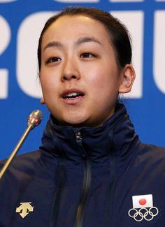 五輪フィギュア:女子選手会見 浅田「自分に集中したい」 - 毎日新聞