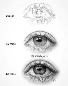 20 Amazing Eye Drawing Tutorials & Ideas - Brighter Craft Need some drawing inspiration? Well you've come to the right place! Here's a list of 20 amazing eye drawing ideas and inspiration. Why not check out this Art Drawing Set Artis… Eye Drawing Tutorials, Drawing Techniques, Drawing Tips, Art Tutorials, Drawing Sketches, Painting & Drawing, Drawing Ideas, Sketching, Sketch Of An Eye