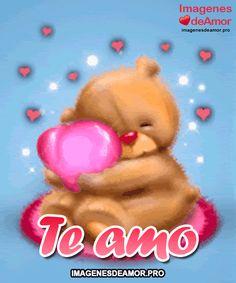 10 Imágenes de ositos gif con la frase TE AMO Love You Gif, Always Love You, My Love, Teddy Bear Quotes, My Teddy Bear, I Love You Animation, Mermaid Style Prom Dresses, Animated Heart, Animated Gif