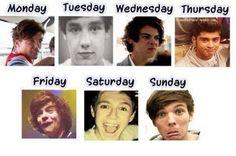 how i feel every week...