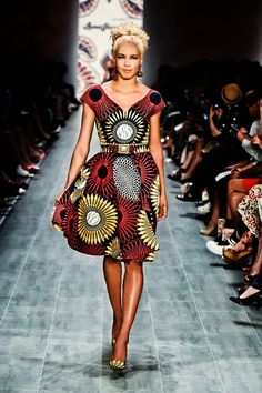 Lena Hoschek: Austria's answer to Stella Jean? | African Prints in Fashion