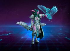 LET'S START! Tyrande Cosplay Heroes Of The Storm/World Of Warcraft
