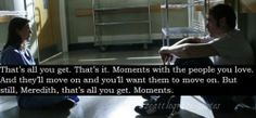 Grey's Anatomy Quotes | Greys Anatomy Quotes | We Heart It