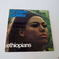 Excited to share the latest addition to my #etsy shop: Rare Vintage 1969 Ethiopians Reggae Power LP Vinyl Record UK Pressing Trojan http://etsy.me/2BS4l2N #music #theethiopians #reggaepower #reggae #ska #lp #vinylrecord #vinyl #record