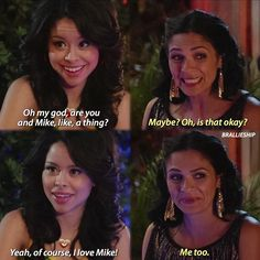 """#TheFosters 4x05 """"Forty"""" - Mariana and Anna"""