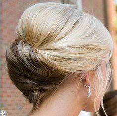Twist hair do
