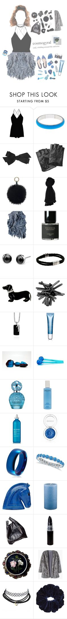 """""""Midnight Sun"""" by jhffa ❤ liked on Polyvore featuring Wilfred, Marc Jacobs, Dorothy Perkins, Karl Lagerfeld, Oscar de la Renta, KOCCA, Marques'Almeida, Heeley Parfums, French Connection and Effy Jewelry"""