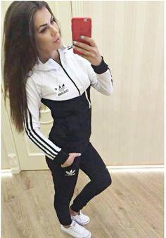3a822b13c20 28 Best adidas tracksuit images   Athletic wear, Man fashion, Adidas ...