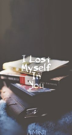 I Lost Myself In You iPhone 6 Plus HD Wallpaper