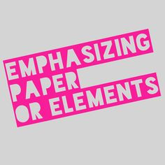 Emphasizing Paper or Elements – Do you notice that you emphasize paper or elements more on your pages? Or does it depend on the kit you are using?