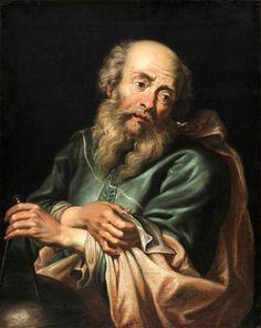 Galileo Galilei, c.1630 - Peter Paul Rubens
