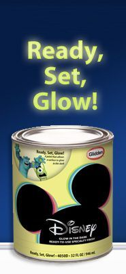 Disney Specialty Finishes: Awesome Painting Ideas Made Easy... glittering effect, sparkling confetti effect, glow in the dark, chalkboard, metallic