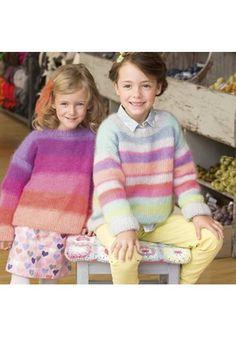 Лана Гросса свитер Silkhair