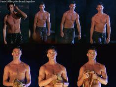 Daniel Gillies. this Vampire Diaries hottie should definitely take his shirt off more often! season 4 Elijah, we'll be waiting.