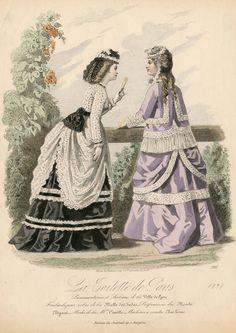 La Toilette de Paris 1870