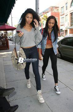Eddie Murphy's Daughters...I see....