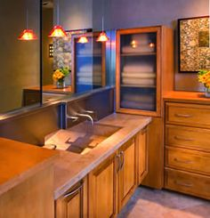 Modern bathroom designs are popping up more and more in remodels. The sleek designs are highly requested and when completed look amazing. What do you think of this design? Bathroom Makeovers On A Budget, Bathroom Renovations, Bathrooms, Black And White Towels, Home Remodeling Contractors, Bathroom Pictures, Bathroom Ideas, Bath Ideas, Boho Bathroom