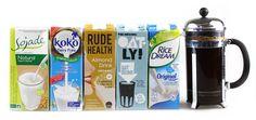 The Dairy Free Milk Taste Test