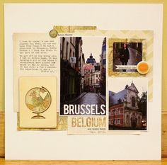 to the full: One layout, five NSD challenges--Brussels, Belgium LO