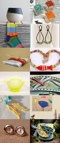 Sunday FInds by Andi Love on Etsy--Pinned with TreasuryPin.com