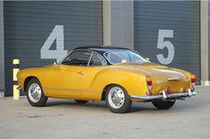 #Volkswagen #Karmann #Ghia Coupe