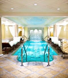 20 of the dreamiest, most incredible spas in America